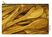 Olive Wood Carry-all Pouch