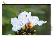Olive You - Olive Flower Art By Sharon Cummings Carry-all Pouch