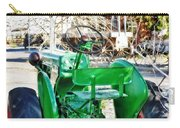 Oliver 60 Tractor In Dell Carry-all Pouch