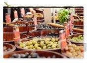 Olives In Barrels Carry-all Pouch