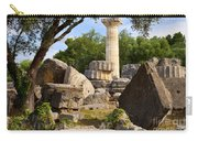 Olympus Ruins Carry-all Pouch by Brian Jannsen