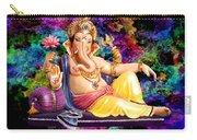Om Shanti Ganesh Carry-all Pouch