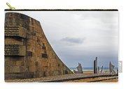 Omaha Beach Memorial Carry-all Pouch