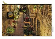 Omaha's Old Market Passageway Carry-all Pouch