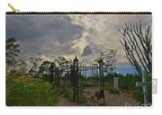 Ominous Boothill Cemetery Carry-all Pouch