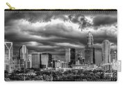 Ominous Charlotte Sky Carry-all Pouch
