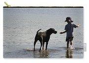 On A Beach 2 Carry-all Pouch