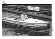On A Boat Ride At Playland Carry-all Pouch