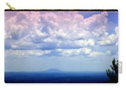 On A Clear Day Carry-all Pouch by Karen Wiles