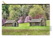 On A Hill At Valley Forge Carry-all Pouch