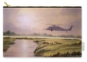 On A Mission - Hh60g Helicopter Carry-all Pouch