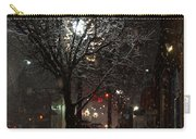 On A Walk In The Snow - Grants Pass Carry-all Pouch