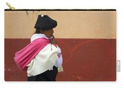 On An Errand In Otavalo Carry-all Pouch