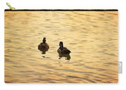 On Golden Pond Ducks Carry-all Pouch