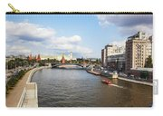 On Moscow River - Russia Carry-all Pouch