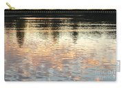 On Shimmering Pond Carry-all Pouch