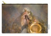 On Stage The Trumpeter Carry-all Pouch