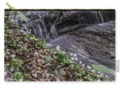 On The Banks Of The Rapids Carry-all Pouch