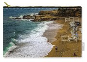 On The Beach - Dubrovnic Carry-all Pouch