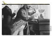 On The Bowery, 1894 Carry-all Pouch