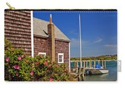 On The Cape Carry-all Pouch by Joann Vitali