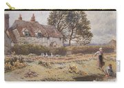 On The Common Hambledon Surrey Carry-all Pouch