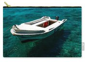 On The Peaceful Waters. Maldives Carry-all Pouch