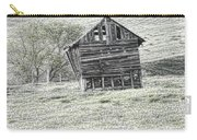 On The Prairie Carry-all Pouch