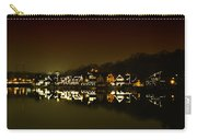 On The River At Night -  Boathouse Row Carry-all Pouch