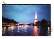 On The River Seine Carry-all Pouch