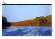 On The Rivers Bend Carry-all Pouch