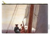 On The Sailing Boat Carry-all Pouch