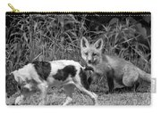 On The Scent Monochrome Carry-all Pouch