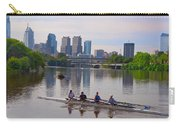 On The Schuylkill Carry-all Pouch