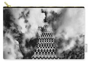 On The Riviera Stairway To Heaven Bw Palm Springs Carry-all Pouch