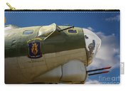 On The Tarmac B-17g Carry-all Pouch