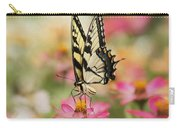 On The Top - Swallowtail Butterfly Carry-all Pouch