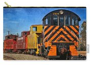 On The Tracks Carry-all Pouch