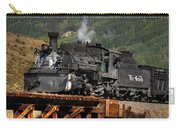 On The Trestle Carry-all Pouch