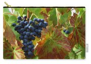 On The Vine Carry-all Pouch