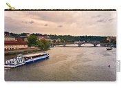 On The Vltava River - Prague Carry-all Pouch