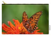 On The Wings Of A Butterfly Carry-all Pouch