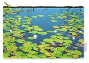 Once Upon A Lily Pad Carry-all Pouch