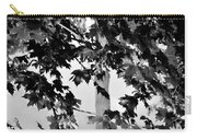 Once Upon A Time In Bw Carry-all Pouch