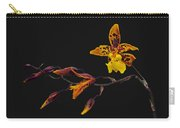 Oncidium Orchid Carry-all Pouch