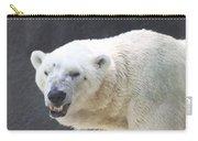 One Angry Polar Bear Carry-all Pouch