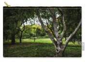 One Autumn Day - Central Park - Nyc Carry-all Pouch