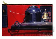 One Brass Bell Carry-all Pouch