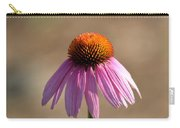 One Coneflower Carry-all Pouch