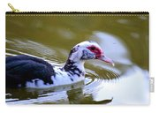 One Drop's Reflection Of The Muscovy Carry-all Pouch